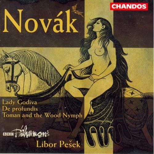 Toman and the Wood Nymph, Op. 40: I. Allegro fantastico - Allegro appassionato -