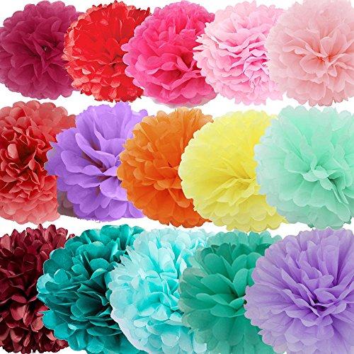 Fold Paper Flower - 9