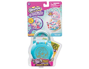 Shopkins Lil Secrets Shop n Lock Donut Stop