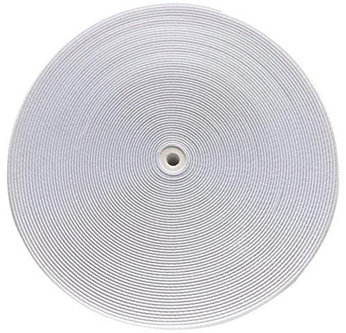 アルファープラス 伸縮性面ファスナー50mmB面メス B01CZUFYTY 白