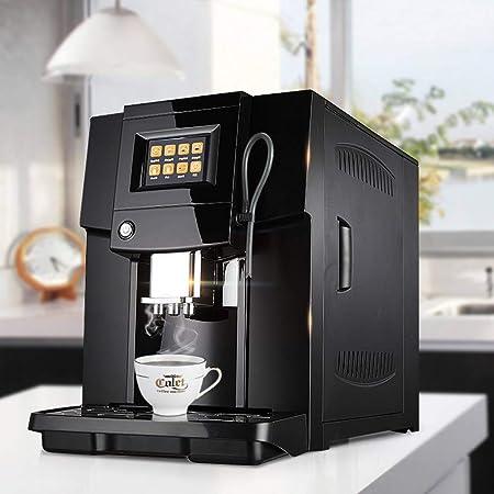 KOUDAG Cafetera Cuatro Idiomas Cafetera Totalmente automática ...