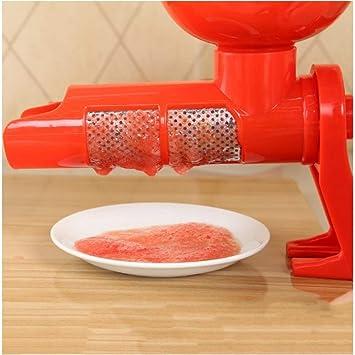 Compra HTBSLK Exprimidor de Tomate Saludable Multi-función de batido de Manos Seguro productor de Jugo de Tomate Cocina electrodomésticos para cocinar en ...
