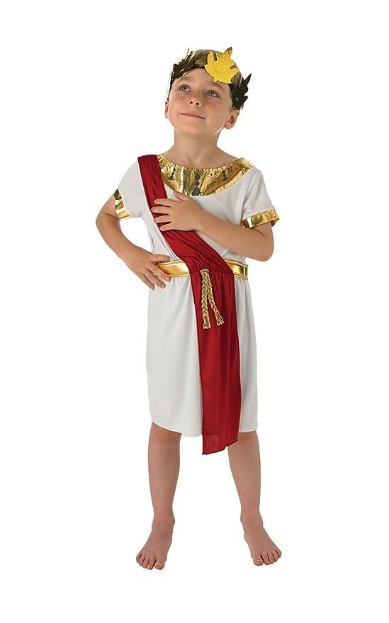 Rubies s - Disfraz de Oficial Romano Boy niños Grandes 7 ...