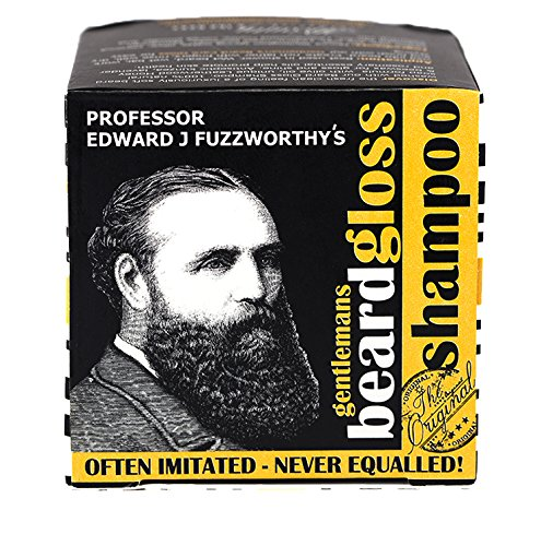 Professor Fuzzworthy's Beard SHAMPOO with All Natural Oils From Tasmania