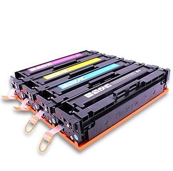 Compatible con Cartucho de tóner HP CF400A 201a M252dw ...