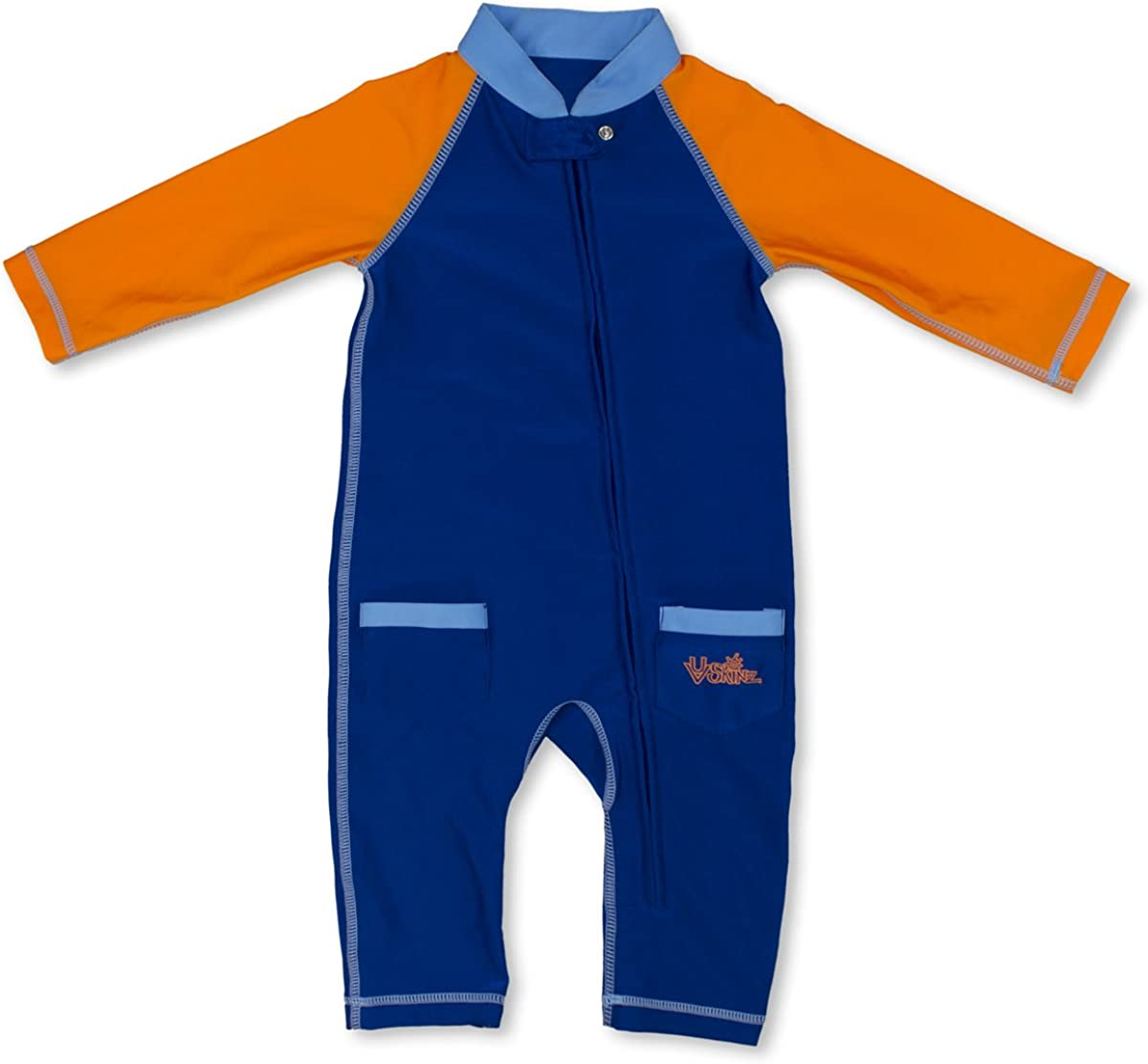 UV Skinz Baby Boys/' UPF 50 Body Sun//Swim Suit Kids/' Sun-Blocking Swimwear