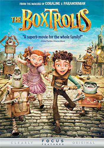 The Boxtrolls (2014) (Movie)
