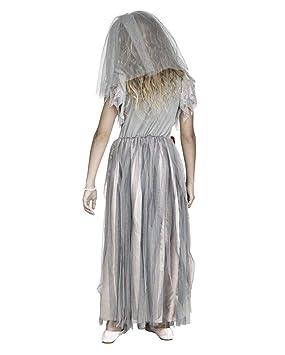 Horror-Shop Disfraz de Zombie para novia XL: Amazon.es: Juguetes y juegos