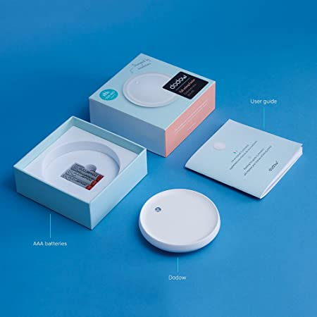 bc7fc3c2e791eb Amazon.com: Dodow - Sleep Aid Device - More Than 500.000 Users are Falling  Asleep Faster with Dodow!: Health & Personal Care