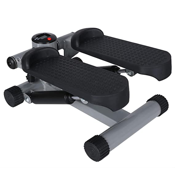 grapest Mini Stepper Máquina de Step Fitness Stepper Twister Ejercicio en Casa: Amazon.es: Deportes y aire libre