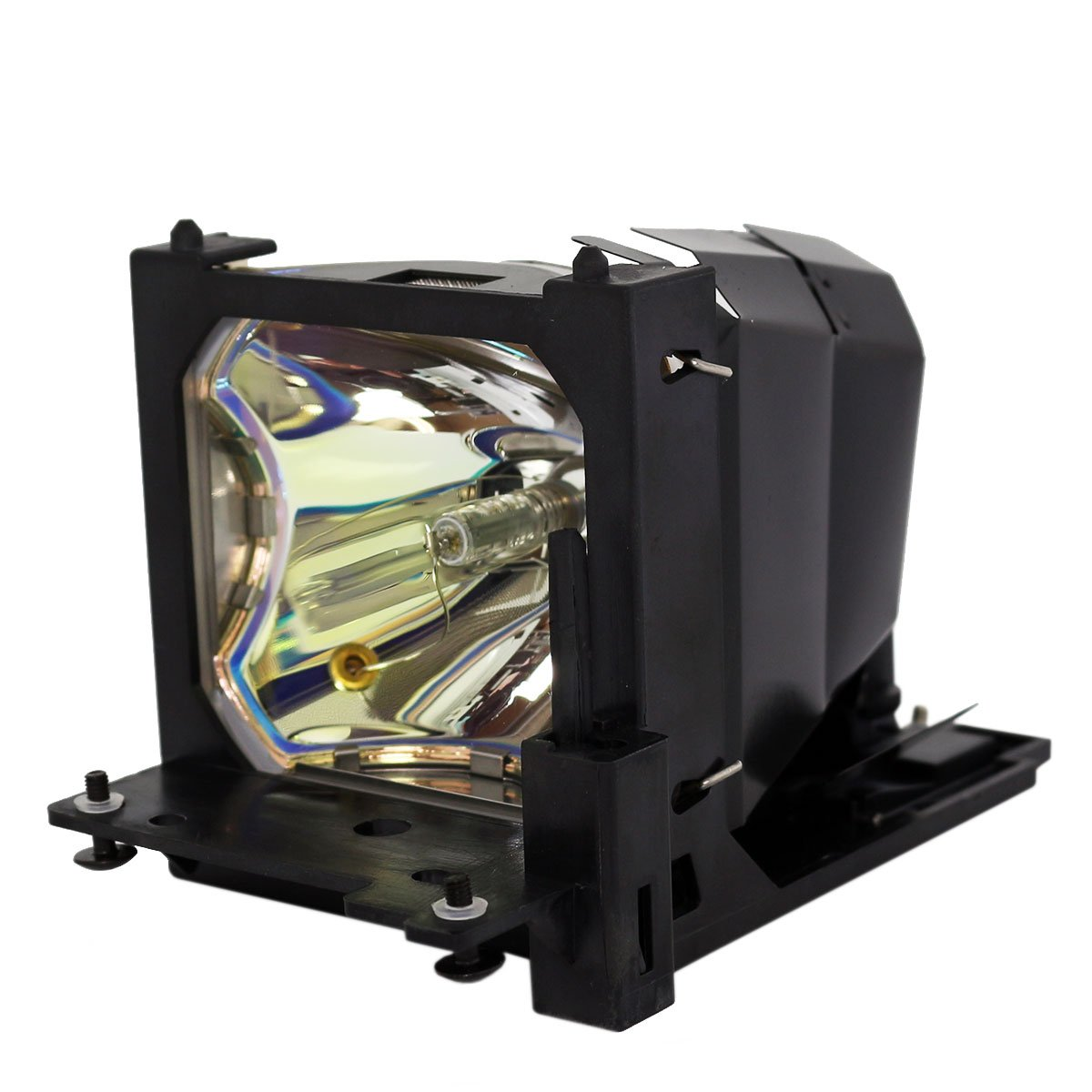 Lutema Platinum Bulb for Hitachi CPX430LAMP Projector Lamp with Housing