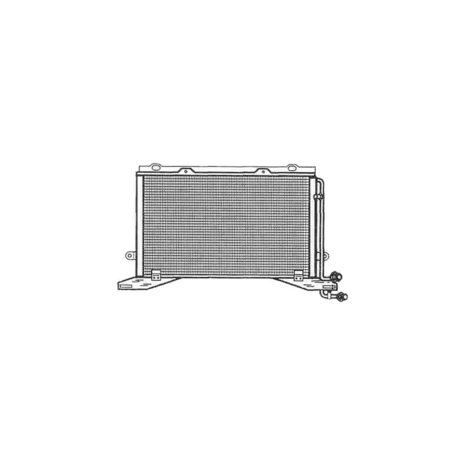 Delphi TSP0225330 Air Conditioning Component