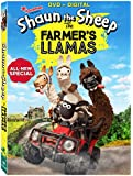 Shaun The Sheep: The Farmer's Llamas [DVD + Digital]