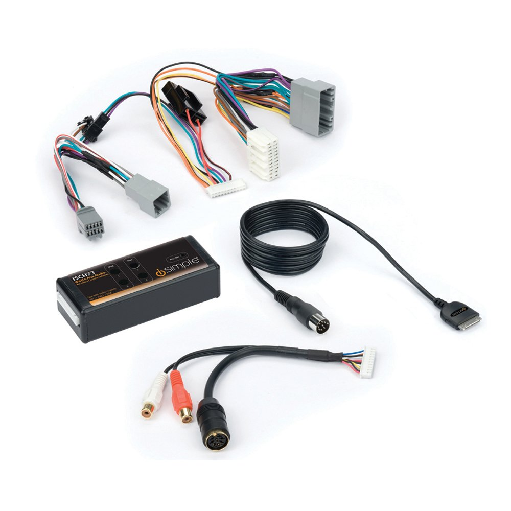 61%2Bjtk0xeTL._SL1000_ amazon com pac isimple factory radio interface with cd changer Jeep Wire Harness Connectors at fashall.co