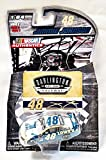 AUTOGRAPHED 2015 Jimmie Johnson #48 Lowes Racing DARLINGTON THROWBACK PAINT SCHEME (Hendrick Motorsports) NASCAR Authentics Wave 3 Signed Collectible Lionel 1/64 Scale Diecast Car with COA