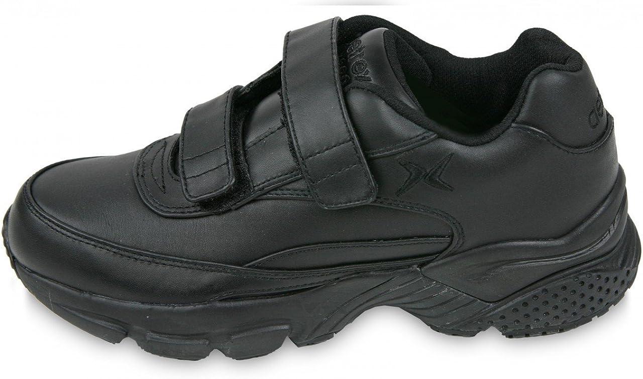 Triple Velcro Walking Shoe Womens   Walking