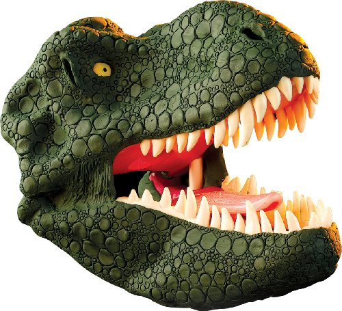 Edu-Toys  Peg Sculpture Head   T-Rex (Head T-rex)