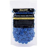 BlueZoo Depilatory Hard Wax Beans - 100 gms - Chamomile