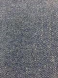 "5 Yard Bolt - 60"" Denim Cotton Fabric 100-Percent Cotton"