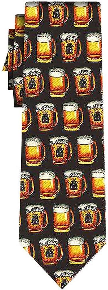 generisch Krawatte beer beer beer blk