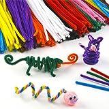 Scovolini decorativi per bambini (confezione risparmio da 120)