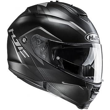 Casco Moto Hjc Is-Max 2 Dova Negro (M , Negro)