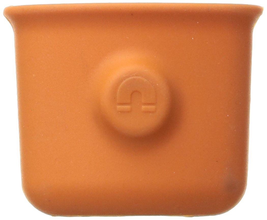 GSI Outdoors 74010 MicroGripper Silicone Pot Gripper, Orange, 2 inch