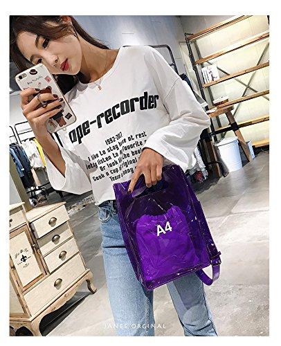 Crossbody Inner Bag Bag NFL Women Strap Adjustable Handbag with Clear Purse Purple Approved Stadium Shoulder for large Messenger pgxWCdqw