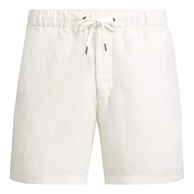 Ralph Lauren - Short - Homme - Blanc - S  Amazon.fr  Vêtements et ... 58272bbc67a