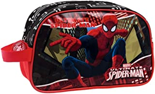 Neceser adattabile Spiderman Red City Marvel 4454451