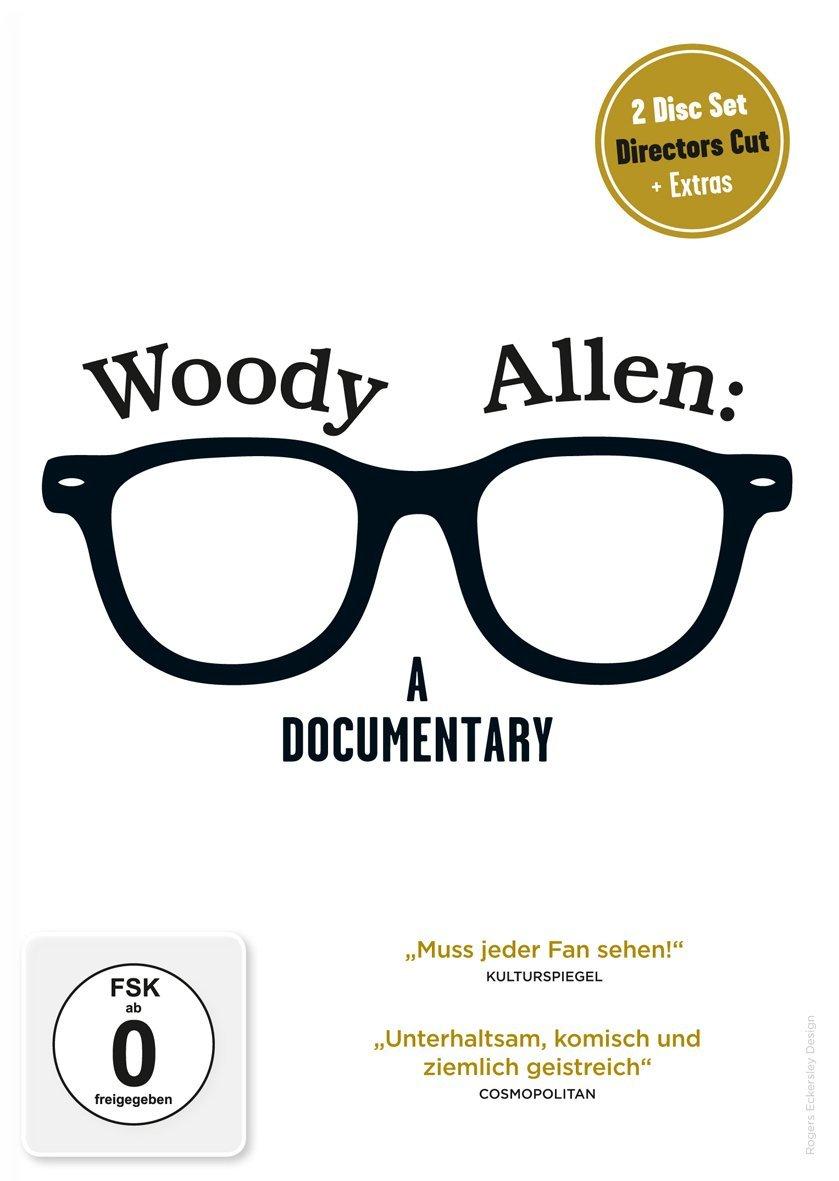 Woody Allen: A Documentary Directors Cut, 2 Discs, OmU Alemania ...