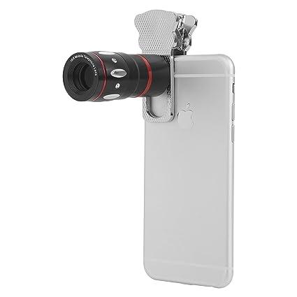 Amazon.com: Ivation Universal Smartphone Camera Lens Kit for ...