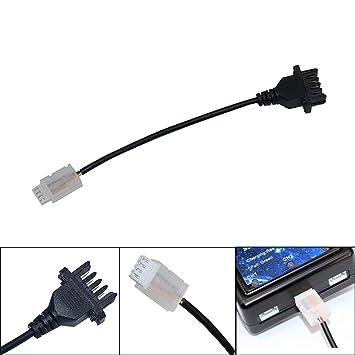 Preventosamente Cable de carga, adaptador de enchufe de cargador ...