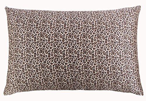SLPBABY Silk Pillowcase for Hair and Skin with Hidden Zipper Print (Standard, Pattern6) (Standard Pattern Pillowcase)