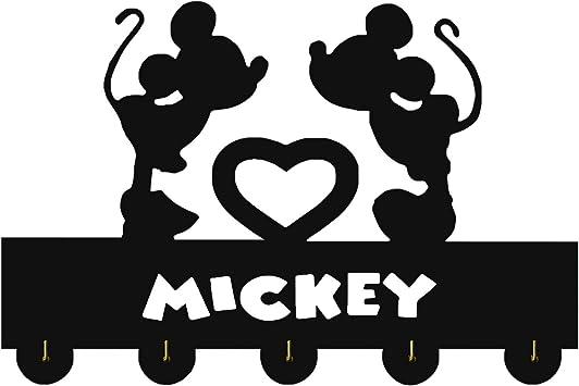 DISNEY Mickey Accessory Key Umbrella Holder Hook Storage Door Hanger Gift E6170