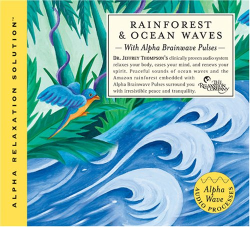 Rainforest and Ocean Waves (Alpha Relaxation Solution) (The Musical Body Program compare prices)