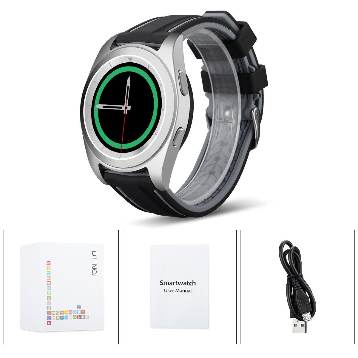 No.1 G6 – Smartwatch con sensor de frecuencia cardíaca (TPU ...