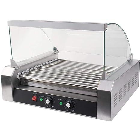 Amazon.com: ReunionG - Cocina eléctrica para parrilla de ...
