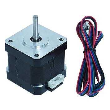 FLAMEER Accesorios De Impresora 3D SL42STH40-1684A 1.8A 78Oz ...