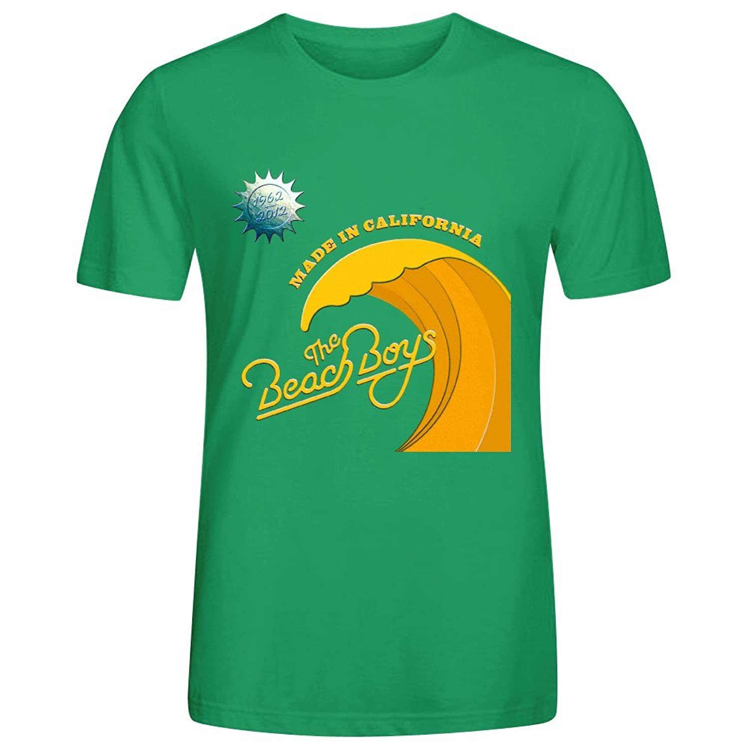 The Beach Boys Made In California T Shirts Mens