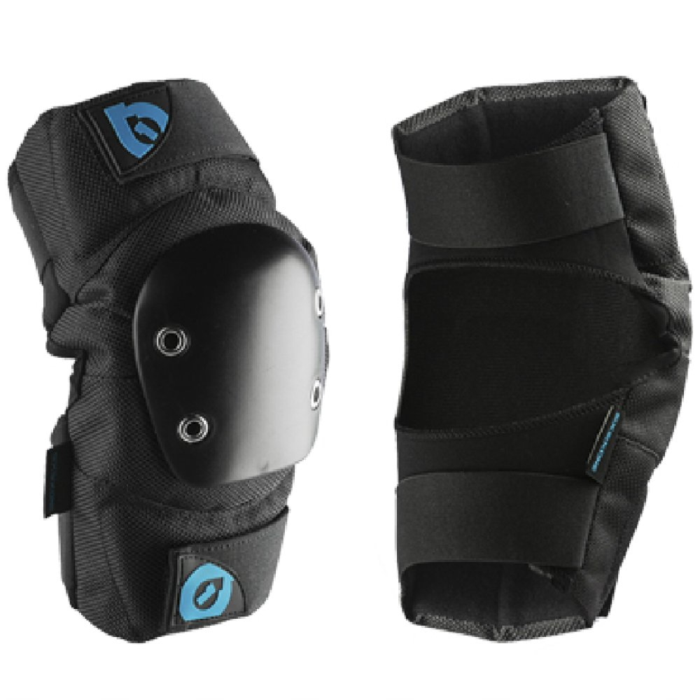 SixSixOne DJ Elbow Guard (Black, Medium)