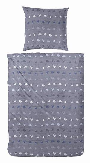 Bettwäschegarnituren Bettwäsche Biber 135x200