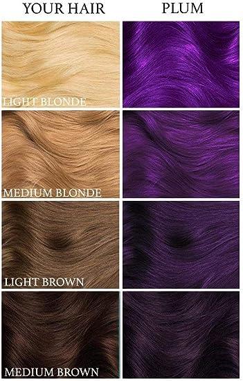 Lunar Tides Tinte para el cabello morado ciruela
