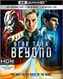 DVD : Star Trek Beyond (4K UHD/2D BD/Digital HD Combo) [Blu-ray]