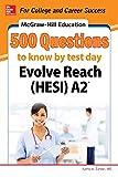 McGraw-Hill Education 500 Evolve Reach (HESI) A2