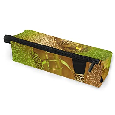 Amazon.com: Estuche de gafas egipcio mágico diosa en oro ...