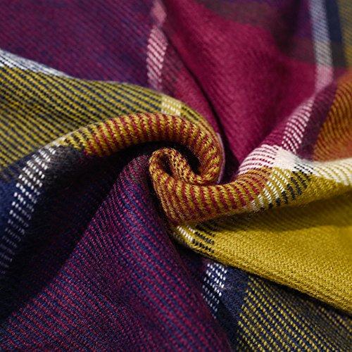 donna All da Color Sciarpa 5 25 q4RwXw1