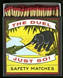Elephant Box of Safety Matches by Archivist