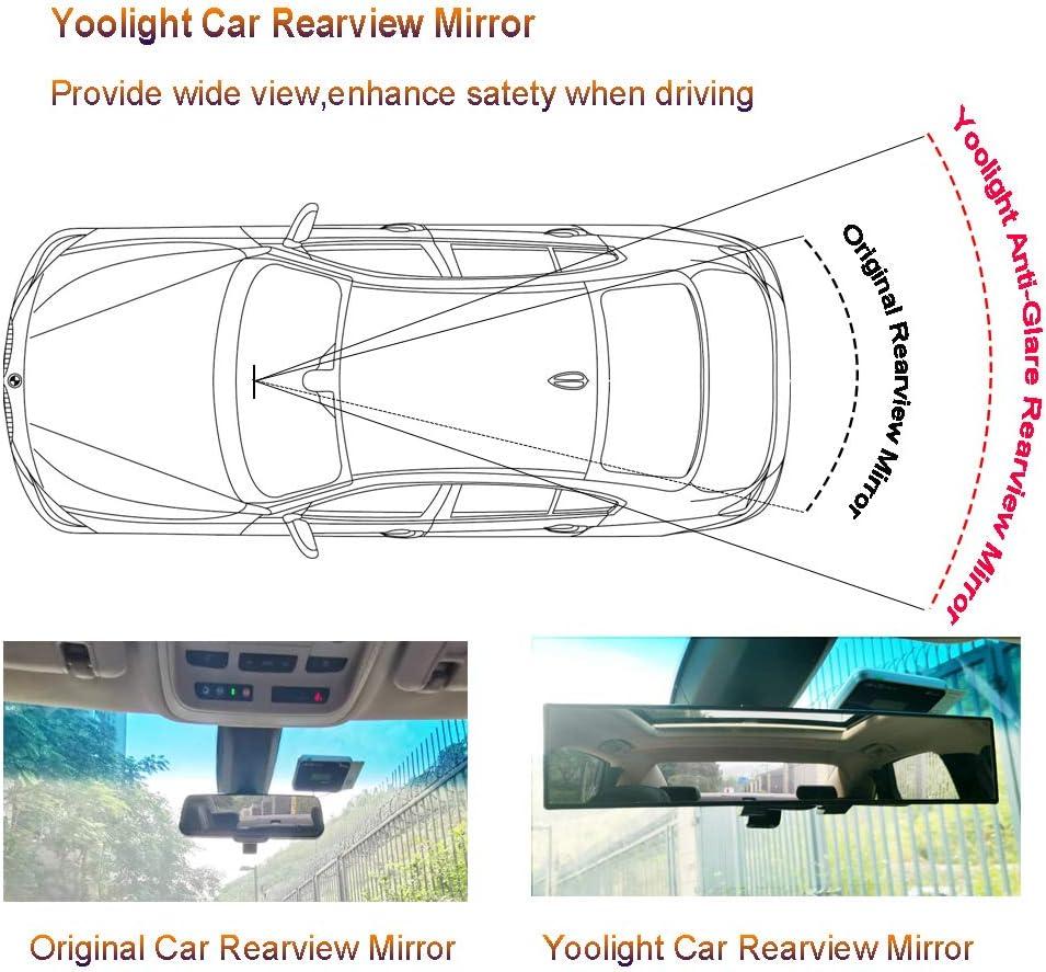 XCVIOSEDR Lint/érieur de la Voiture Ajusteur de Moteur Miroir /à Vue arri/ère Externe Avant 660238 Fit pour Peugeot 206 207 306 307 308 Citroen C2 C3 C4 C5