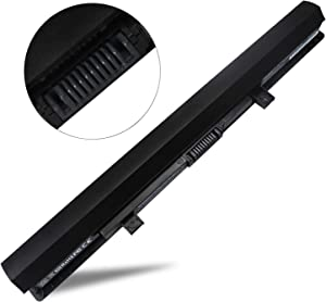 LNOCCIY 45WH Pa5184u-1brs Pa5185u-1brs Pa5186u-1brs Laptop Battery for Toshiba Satellite C55 C55D C55T L55 L55D L55T Series L50-B C55-B C55-B5200 C55-B5202 C55-B5299 C55-B5300 C55-B5302 L55-B5276